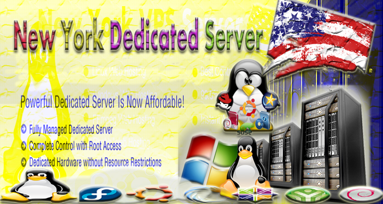 New York Dedicated Server