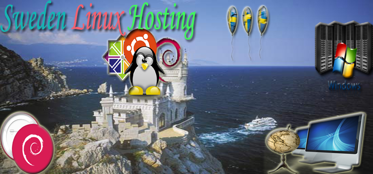 Sweden Linux Server Hosting