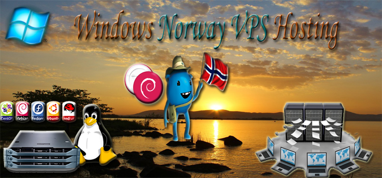 Windows Norway VPS Hosting