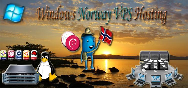 Windows Norway VPS Hosting