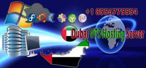 Dubai VPS Hosting Server