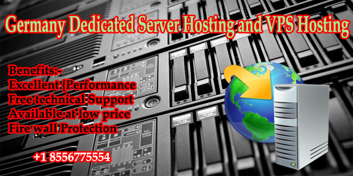 Germany based Dedicated Server Hosting, VPS Server Hosting and Web Hosting plans at very reasonable price in Germany location