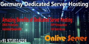 Germany Dedicated Server Hosting and Cheap VPS Server Hosting in Germany