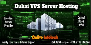 Dubai VPS Server Hosting Plans Provider