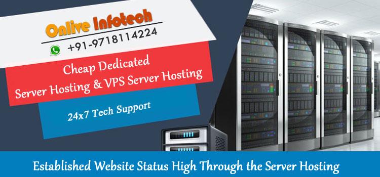 Cheap Dedicated Server Hosting & VPS Server Hosting