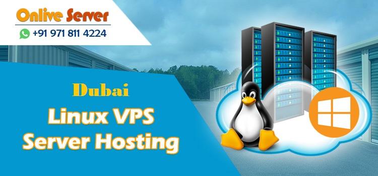 Dubai Linux VPS