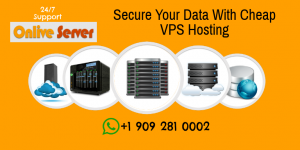 Cheap VPS Hosting Server - Onlive Server Provide Security on Website