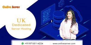 UK Dedicated Server Hosting plan