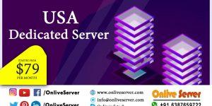 USA Dedicated Server Hosting Plan